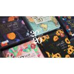 Mofakera Sun Flower Agenda, Gift Box 2020