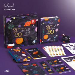 Mofakera Planet Agenda, Gift Box 2020