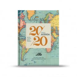 Mofakera Vintage Maps Agenda 2020