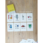 Routine Cards