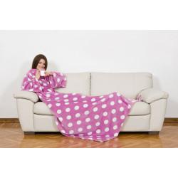 KANGURU Deluxe POP Fleece Blanket With Sleeves