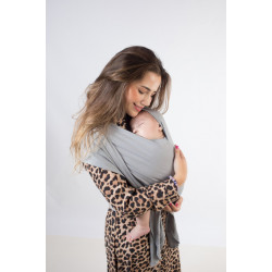 Baby wrap carrier - Beig