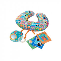 Chicco Toy Move N Grow Animal Tummy Time Pillow