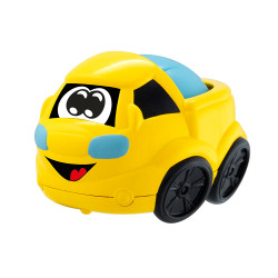Chicco Toy Turbo Ball - Yellow
