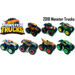 Hot Wheels-Monster Trucks 1:64 Collection