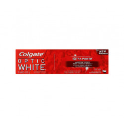 COLGATE Optic White Toothpaste Extra Power Extra Power 75ml