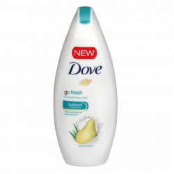 Dove Go Fresh Rejuvenate Body Wash Pear + Aloevera 500ml