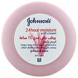 Johnson's 24H Moisture Cream (200 mL) with Ayur Soap