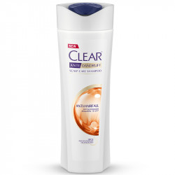 Clear Anti Hair Fall Anti Dandruff Scalp Care Shampoo 330ml.