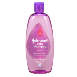 Johnson's Baby Shampoo 300ml - Levanda