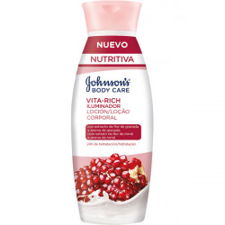 Johnsons Vita Rich Illuminator Granada Body Lotion 400ml Unisex