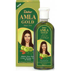 Dabur Amla Gold Hair Oil 180ml