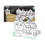 Tommee Tippee Closer to Nature Newborn Starter Kit, Clear