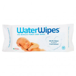 WaterWipes Sensitive Unscented Baby Wipes, (60 wipes)