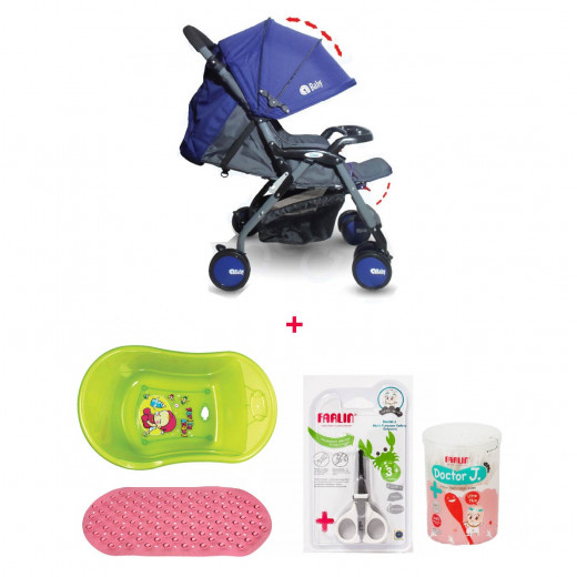 aBaby Stroller White Friday Offer 3 - Include 4 Products