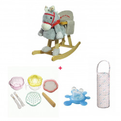 aBaby - Wooden Horse Offer, Include 4 Items