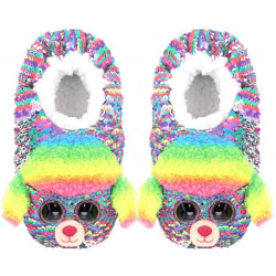 Ty Rainbow - Sequin Slippers lrg