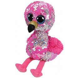 Ty - Beanie Boos - Flippables Pinky Flamingo /toys