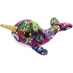 Ty - Beanie Boos - Flippables Calypso Narwhal /toys