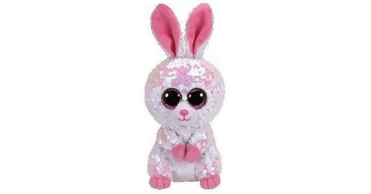 """Changing Sequins 6/"""" Beanie Boos 2019 NEW IN HAND Unicorn Ty FLIPPABLES ~ PIXY"""