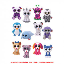 "Carletto Collectable Figurine "" Mini Boos "" with Glitter Eyes Series 2"