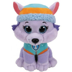 Ty Pat' Patrol Small-Everest Soft Toy, Multi-Coloured