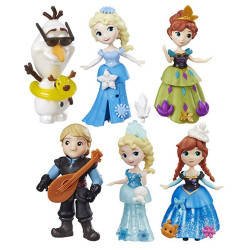 Disney Frozen Small Doll -  Assortment - 1Pack