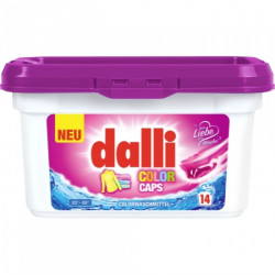 Dalli Capsules Color 350 GR