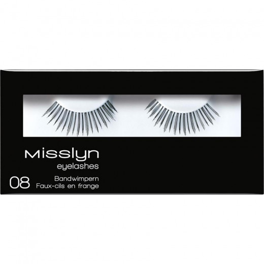 Misslyn Rock The Party Eyelashes No. 08