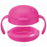 Ubbi Snack Container, Pink