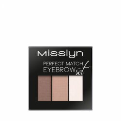 Misslyn Perfect Match Macchiato Eyebrow Set 2