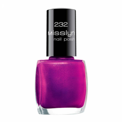 Misslyn Nail Polish NO. 232 Bloggers' Must Have