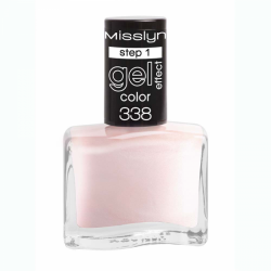 Misslyn Gel Effect Color No. 338 Marshmallowselle Chic