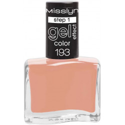 Misslyn Gel Effect Color No. 193 Sunny Memory Peach