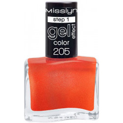 Misslyn Gel Effect Color No. 205 Burning Desire