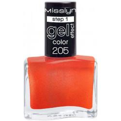 Misslyn Gel Effect Color No. 205 Burning Desire