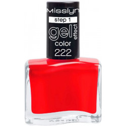 Misslyn Gel Effect Color No. 222 Impulsive Love
