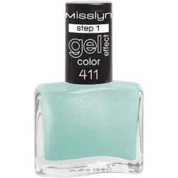 Misslyn Gel Effect Color No. 411 Lounge Around The Pool - Turquoise