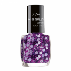 Misslyn Effect Top Coat No. 774 Fit For Fun