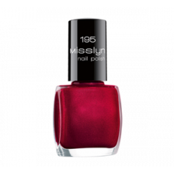 Misslyn Nail Polish No.195 Magma