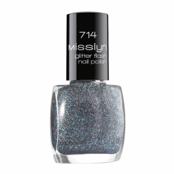 Misslyn Glitter Flash Nail Polish No. 714 Stay With Me
