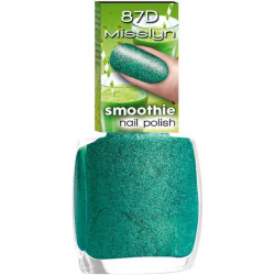Misslyn Smoothie Nail Polish No. 87D Kiwi Bomb