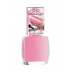 Misslyn Neoprene Nail Polish No.01D Bikini Season