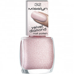 Misslyn Velvet Diamond Nail Polish No. 32 Sugary
