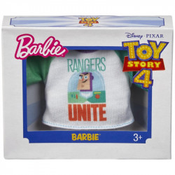 Barbie Fashions Toy Story 4 Rangers