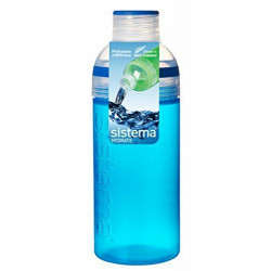 Sistema Active Hydrate Trio Bottle, 580 ml, Blue