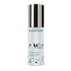 GuuDCURE Pollution Free Face Urban Shield, 100 ml