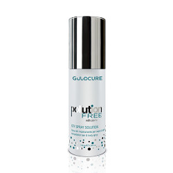 GuuDCURE Pollution Free City Spray Solution, 100 ml