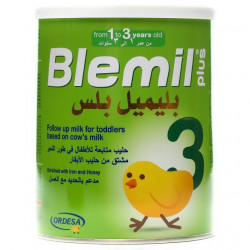 Blemil Plus Baby Milk Growth Formula#3 400 gm