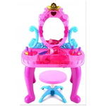Children's dressing table with music and light